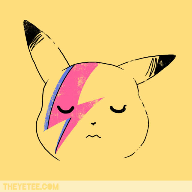pika stardust the yetee