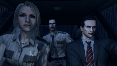 Deadly Premonition Screenshot - Deadly Premonition