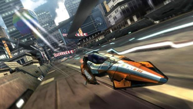 WipEout 2048 Screenshot - SCE Studio Liverpool - Wipeout 2048