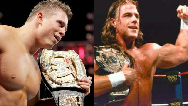Miz vs. HBK