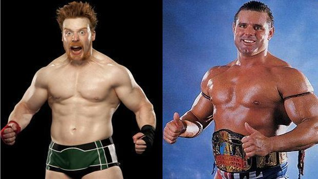 Sheamus vs. British Bulldog