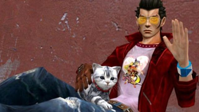 Travis Touchdown