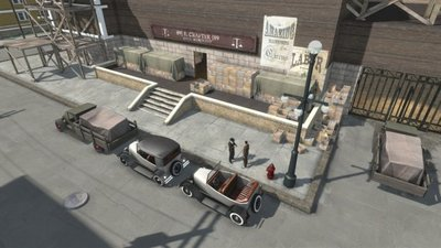 Omerta - City of Gangsters Screenshot - Omerta: City of Gangsters