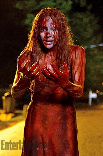 Carrie (2013) Screenshot - carrie moretz
