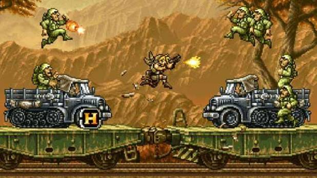 Metal Slug X Screenshot - 1117903