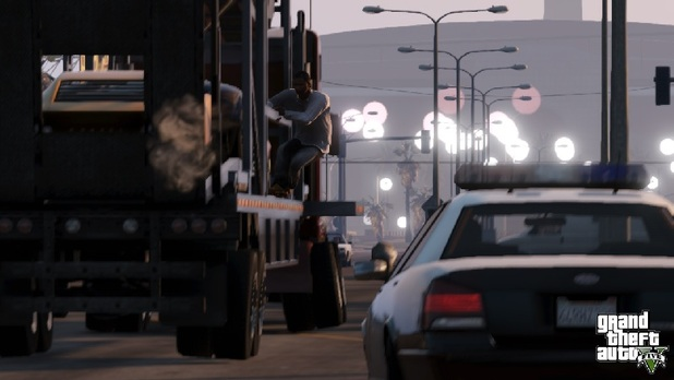 Grand Theft Auto V Screenshot - 1117964