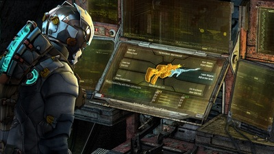 Dead Space 3 Screenshot - 1117976