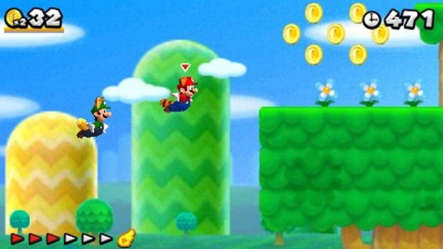 New Super Mario Bros. 2 - 3DS - 2