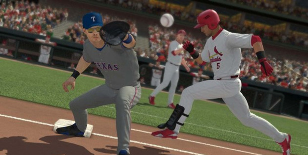 Major League Baseball 2K12 - Feature