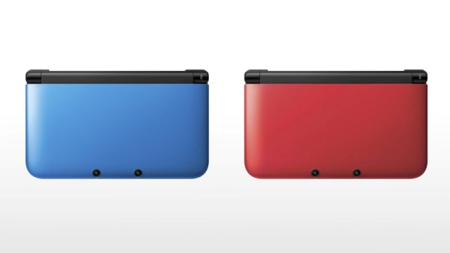 3DS XL - 1
