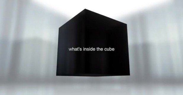 Peter Molyneux at Develop 2010 Screenshot - Curiosity: What's Inside the Cube