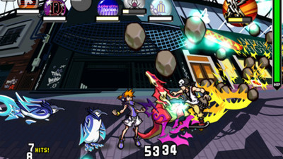 The World Ends With You Screenshot - The World Ends with You: Solo Remix
