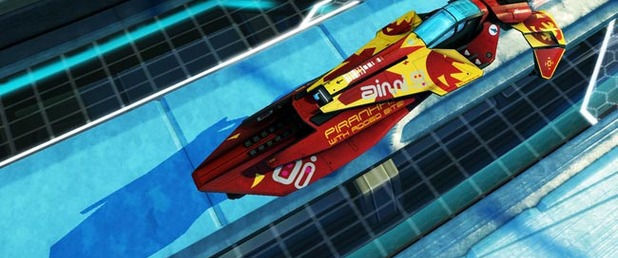 WipeOut HD Fury - Feature