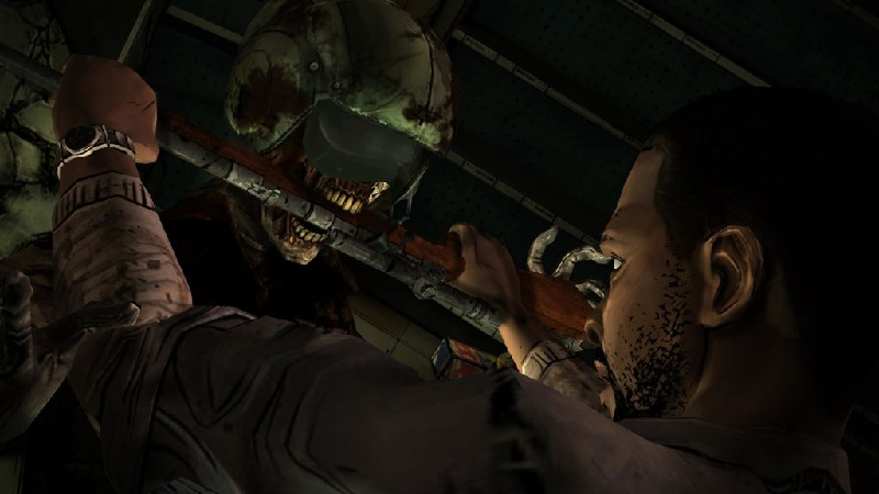 The walking dead clementine nackt