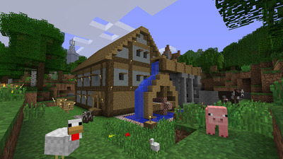 Minecraft Screenshot - Minecraft XBLA