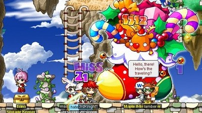 MapleStory Screenshot - MapleStory
