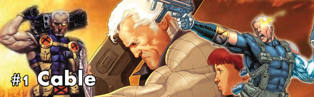 Cable Marvel Feature