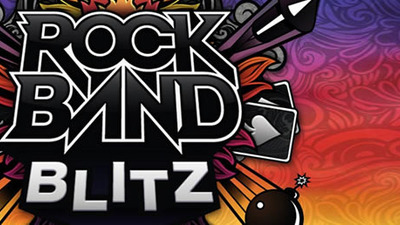 Rock Band Blitz Screenshot - 1118593