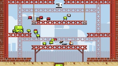Super Crate Box Screenshot - Super Crate Box