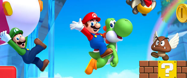 New Super Mario Bros. U - Feature