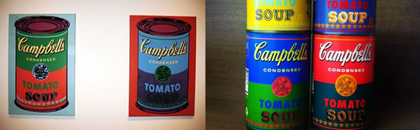 Warhol Soup