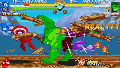 Marvel vs. Capcom Origins Screenshot - 1118659