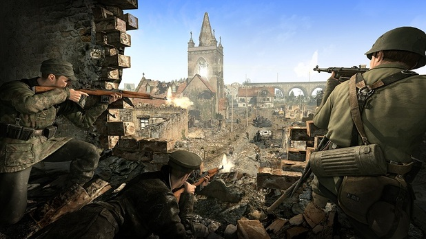 Sniper Elite V2 Screenshot - 1118672
