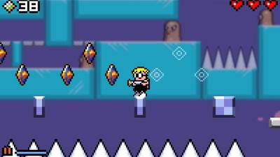 Mutant Mudds Screenshot - 1118680