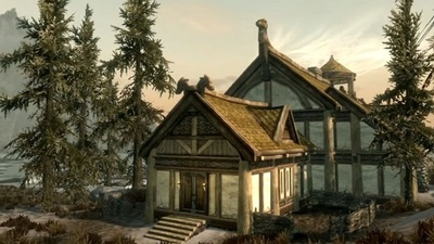 The Elder Scrolls V: Skyrim Screenshot - Skyrim DLC