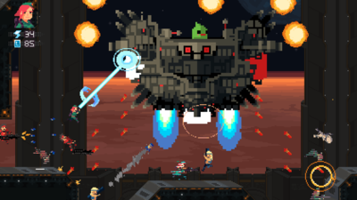 Critter Crunch Screenshot - Super Time Force