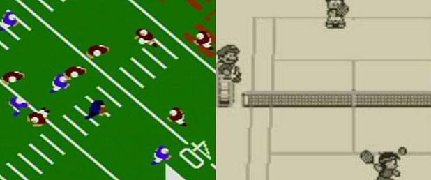 NES Play Action Football - Feature