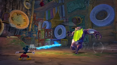 Disney Epic Mickey 2: The Power of Two Screenshot - 1118866