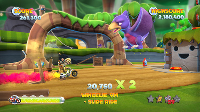 Joe Danger 2: The Movie Screenshot - Joe Danger 2