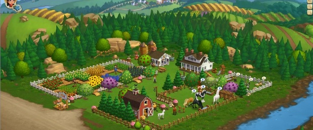 Farmville - Feature