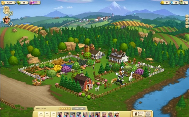 Farmville Screenshot - 1118982