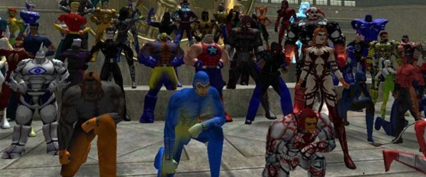 City of Heroes - Feature