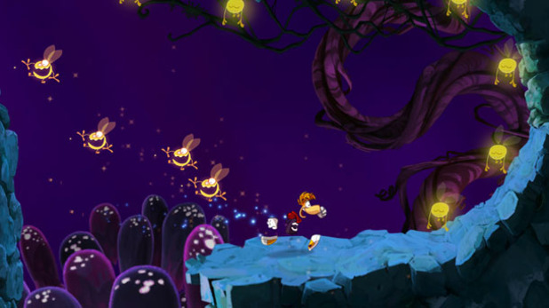 Screenshot - Rayman Jungle Run
