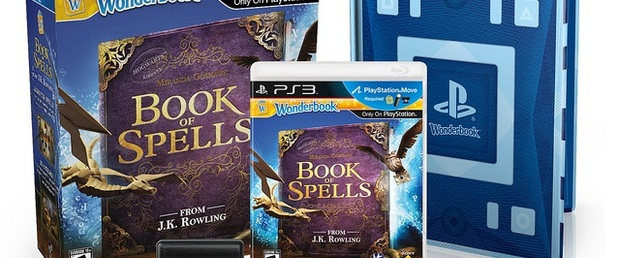 Wonderbook: Book of Spells - Feature