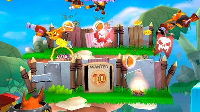 Skylanders Cloud Patrol Screenshot - 1119111
