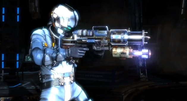 Dead Space 3 Combo #5