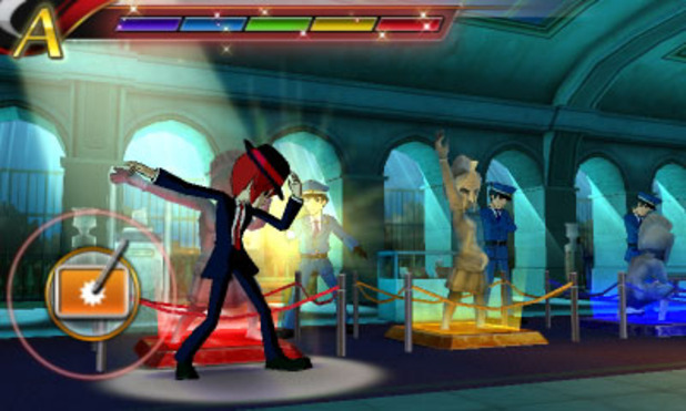 Rhythm Thief & the Emperor's Treasure Screenshot - Rhythm Thief iOS
