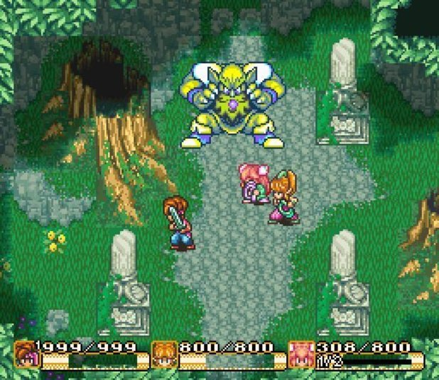 SECRET OF MANA Screenshot - Secret of Mana