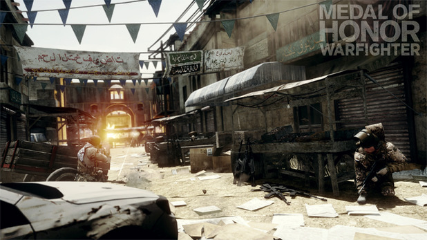 Medal of Honor: Warfighter Screenshot - 1119274