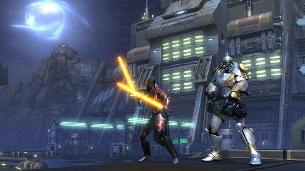 Star Wars: The Old Republic Screenshot - 1119285