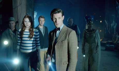 Doctor Who Screencap
