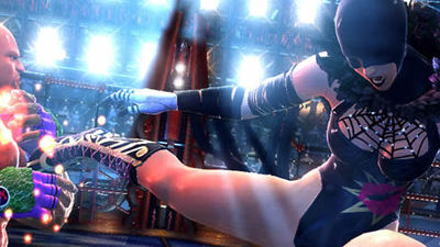 Tekken Tag Tournament 2 Screenshot - 1119338