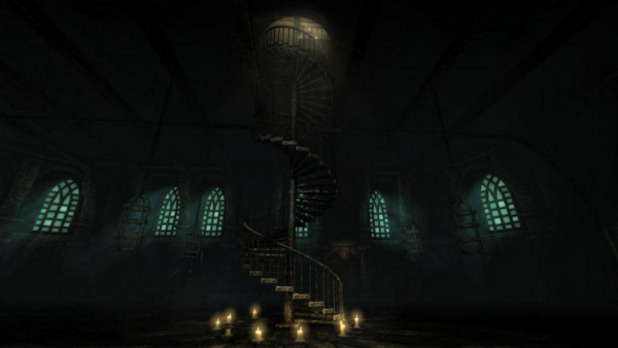 Amnesia: The Dark Descent Screenshot - Amnesia
