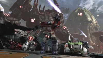 Transformers: Fall of Cybertron Screenshot - 1119362
