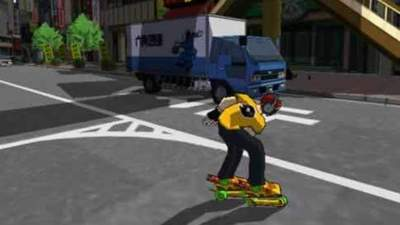Jet Set Radio Screenshot - 1119368
