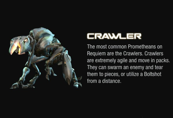 Halo 4 Crawler
